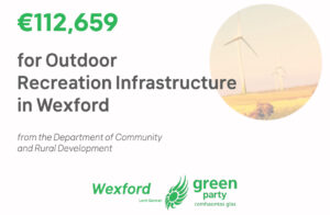 €112K for Outdoor Recreation Infrastructure in Wexford
